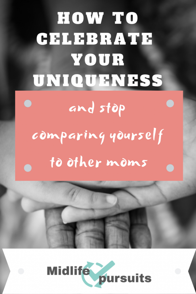 comparing yourself to other moms