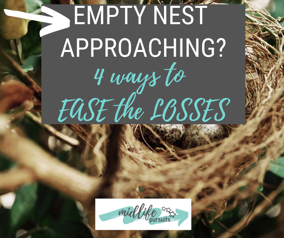 Empty Nest Approaching? 4 best ways to ease the losses