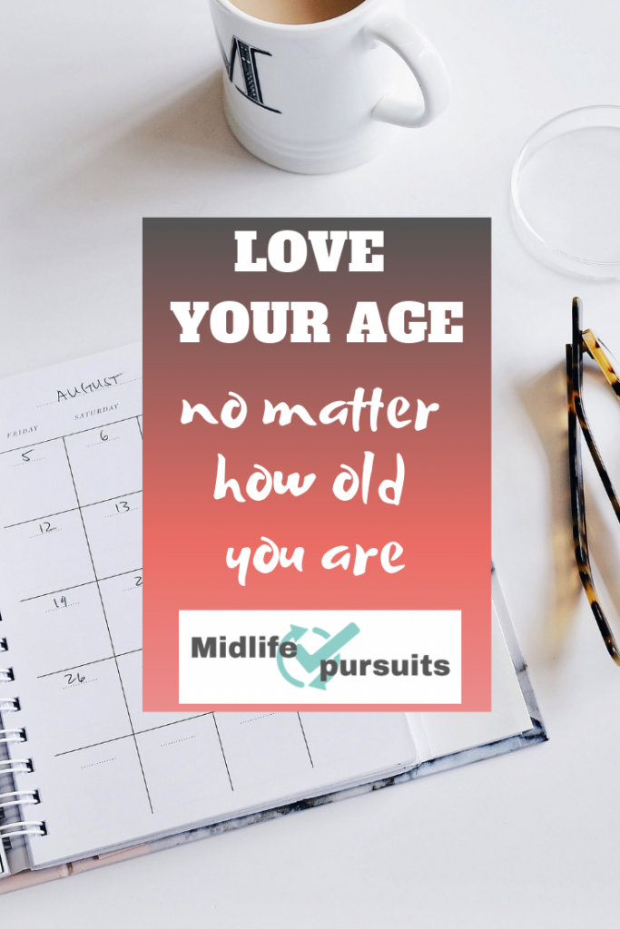Love your age, mourning youth