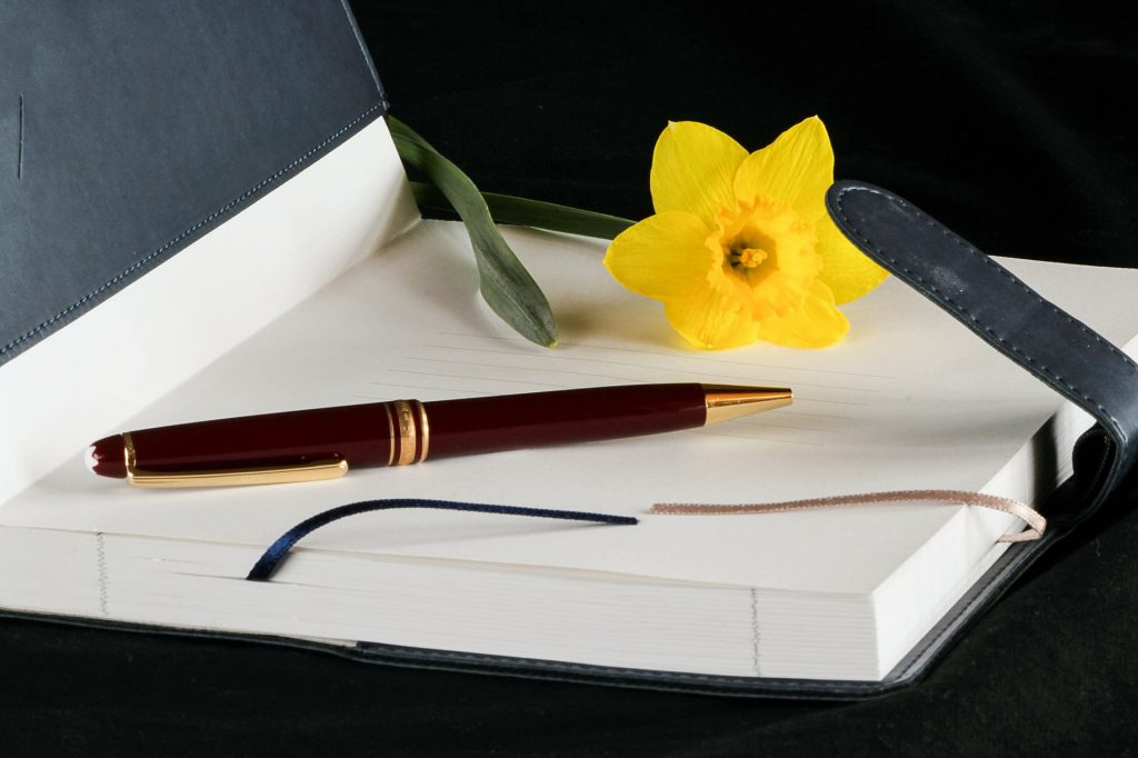 journaling to help when you have no direction in life