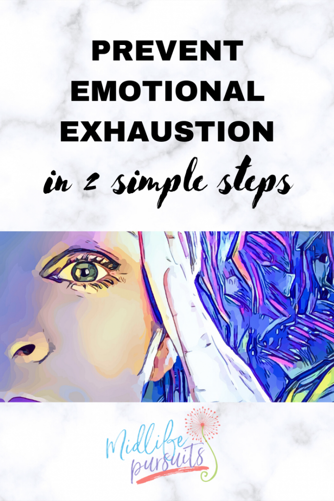 prevent emotional exhaustion